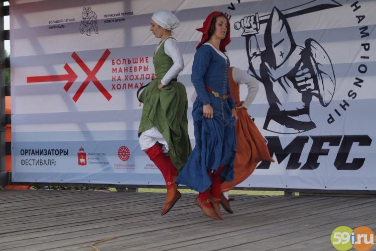 танцы рыцарей мальтийского ордена