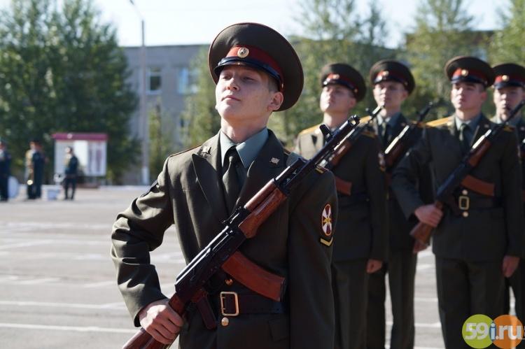 Фотографии пермский военный институт