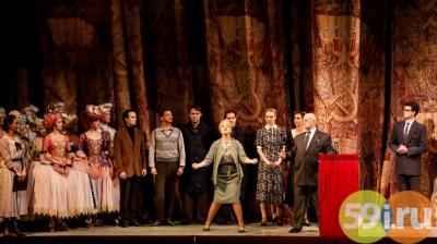 Босс «Золотой маски» отметила якутский театр Олонхо