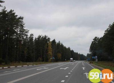 Ремонт дороги Кострома— Пермь профинансируют засчет системы «Платон»
