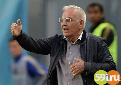 «Амкар» объявил обуходе Гаджиева споста основного тренера