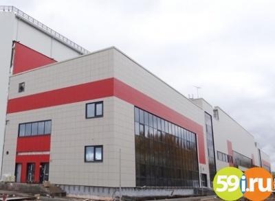 Вманеже «Пермь Великая» началась установка 2-х пожарных емкостей