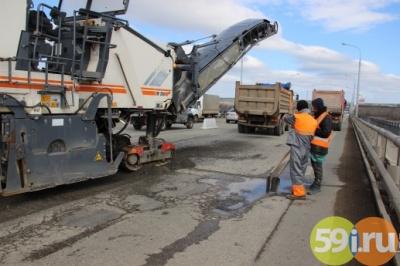 Ремонт Коммунального моста: строителям придали ускорение