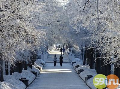 В Перми побит третий погодный рекорд за неделю