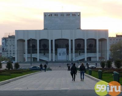 ВПерми задержали телефонного террориста, сообщившего обомбе вТеатре-Театре