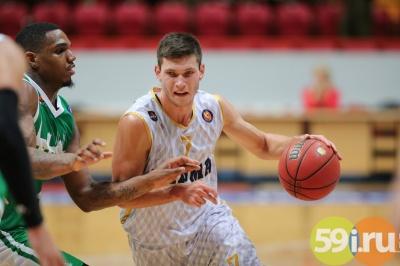 УНИКС одержал четвертую победу подряд вЕдиной лиге ВТБ