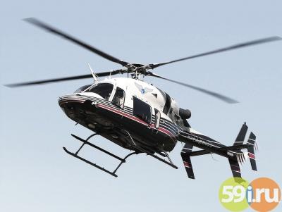 «Аэросоюз» вложит 900млнруб. встроительство вертолетного центра вПермском крае