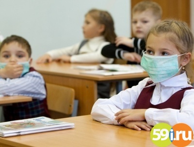 ВПрикамье занеделю ОРВИ заболели 17 тыс. человек
