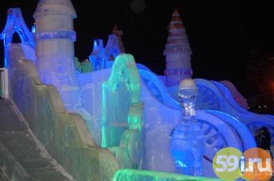 2января ледовый городок наэспланаде неработает