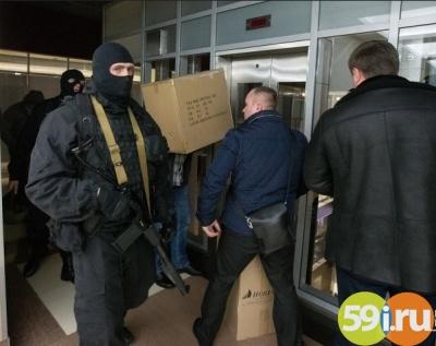 Задержаны замдиректора июрист ЗиД