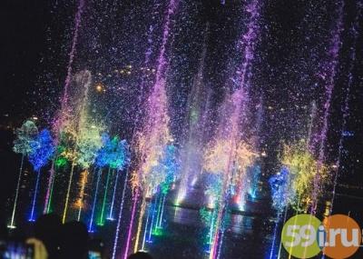 Театральный фонтан будет «исполнять» Nirvana