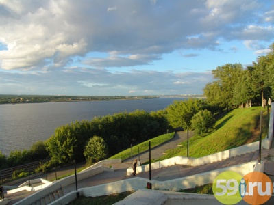 Мэрия Перми объявила конкурс накапремонт набережной за151 млн руб.