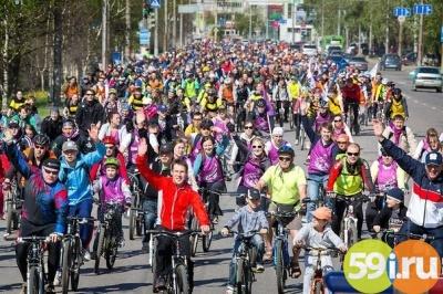 Всубботу перекроют весь Парковый из-за велопробега
