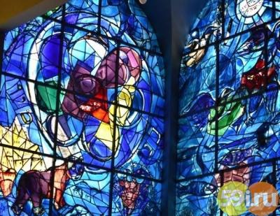 «Марк Шагал. LaBible»: вПерми открылась выставка известного художника