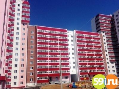 Пермский долгострой наулице Щербакова признали приемлемым для жилья