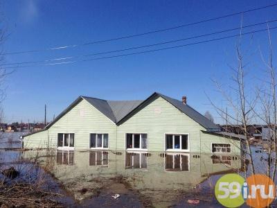 Ливень затопил Прикамье. Пострадавшим обещают выплатить компенсации