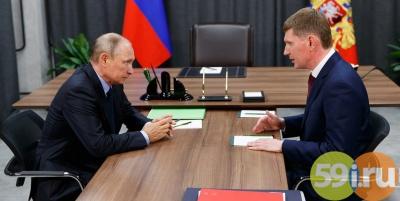 Косметический ремонт. Кприезду В. Путина вПерми построили «новую улицу»