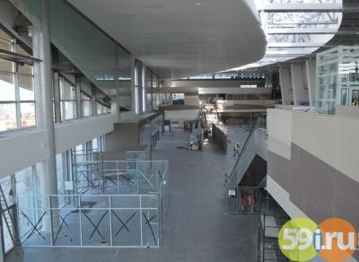 Руководство пермского аэропорта выбрало арендаторов вновом терминале «Большое Савино»