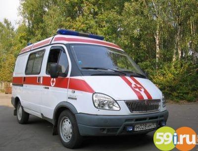Вжилом доме вКрасновишерске Пермского края произошел взрыв газа