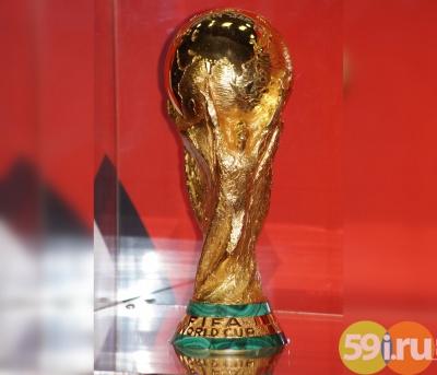 Кубок чемпионата мира пофутболу привезут вТулу