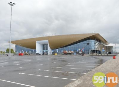 Зацеремонию открытия нового терминала аэропорт заплатит 2 млн руб.