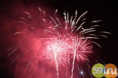 Новогодний салют вПерми запустит столичная компания