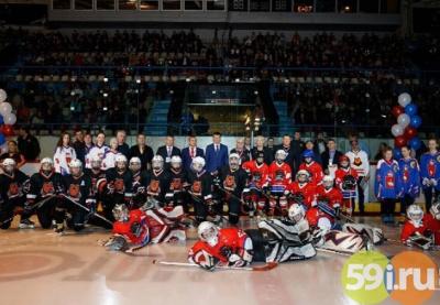 Власти Пермского края планируют отремонтировать Дворец спорта «Молот»