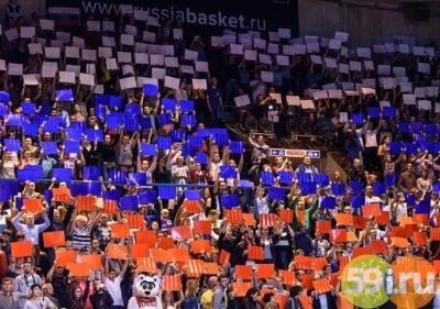 Женская имужская сборные РФ побаскетболу сыграют вПерми