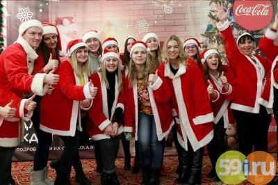 Рождественский караван Coca-Cola мчится вСаратов