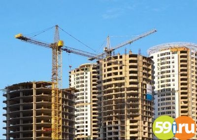 ВПермском крае внесены вэксплуатацию 4 долгостроя и«проблемных» жилых дома