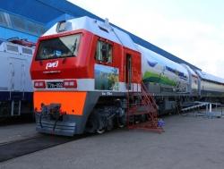 На Пермском инженерно-промышленном форуме СвЖД представит новый газотурбовоз